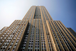 USA NEW YORK JUN10 - External view of Empire State Building in midtown Manhattan, New York...jre/Photo by Jiri Rezac..© Jiri Rezac 2010