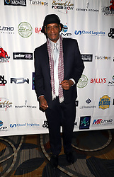 """Tony Todd arriving for the One Step Closer """"All In For CP"""" celebrity charity poker event held at Ballys Poker Room, Ballys Hotel & Casino, Las Vegas, December 9, 2018"""
