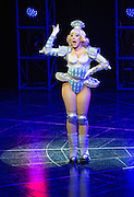 Andrew Lloyd Webber's electrifying musical-on-roller-skates, STARLIGHT EXPRESS, has its South East Asia Premiere at the Lyric Theatre, Hong Kong Academy for Performing Arts tonight.<br /> Pearl the Observation Car<br /> Dinah the Dining Car<br /> Buffy the Buffet Car<br /> Duvay the Sleeper Car