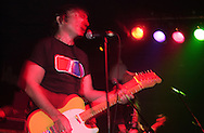 The Buzzcocks perform on November 29, 2003 at Peabody's in Cleveland, OH, USA.