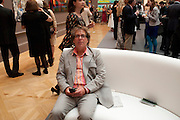 MARK BORKOWSKI, Royal Academy of Arts Summer Exhibition Preview Party 2011. Royal Academy. Piccadilly. London. 2 June <br /> <br />  , -DO NOT ARCHIVE-© Copyright Photograph by Dafydd Jones. 248 Clapham Rd. London SW9 0PZ. Tel 0207 820 0771. www.dafjones.com.