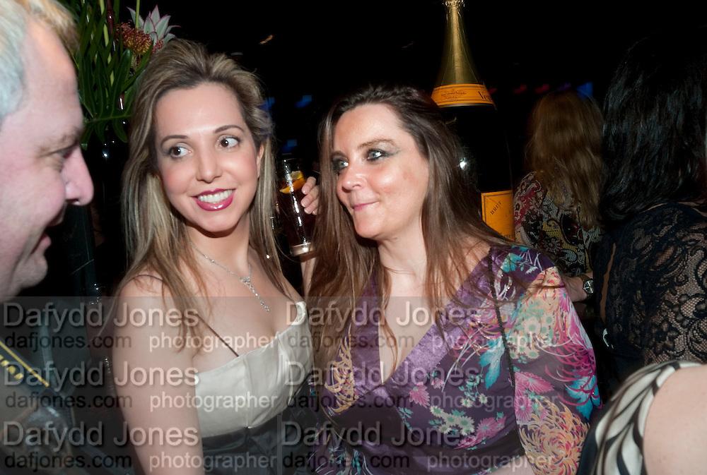 ELIZABETH JONES, The Tatler Little Black Book party. Chinawhite club. London. 21 November 2009