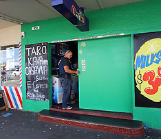 Tauranga-Robbery at Cameron Road dairy