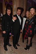 &copy;www.agencepeps.be/ F.Andrieu - France -Paris - 131216 - Soir&eacute;e Remise des prix &quot;The Best&quot; de Massimo Gargia<br /> Pics: Grichka et Igor Bogdanoff et meurs compagnes