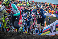 Stephen HYDE (USA) at the 2019 UCI Cyclo-Cross World Championships in Bogense, Denmark