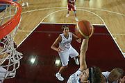 DESCRIZIONE : Chieti Qualificazione Eurobasket Women 2009 Italia Turchia <br /> GIOCATORE : Ballardini<br /> SQUADRA : Nazionale Italia Donne <br /> EVENTO : Raduno Collegiale Nazionale Femminile<br /> GARA : Italia Turchia Italy Turkey <br /> DATA : 27/08/2008 <br /> CATEGORIA : special rimbalzo<br /> SPORT : Pallacanestro <br /> AUTORE : Agenzia Ciamillo-Castoria/M.Marchi <br /> Galleria : Fip Nazionali 2008 <br /> Fotonotizia : Chieti Qualificazione Eurobasket Women 2009 Italia Turchia <br /> Predefinita : si