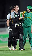 Wellington-Cricket, Twenty20, New Zealand v South Africa