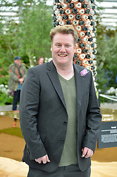 PAUL CUMMINS at the 2015 RHS Chelsea Flower Show at the Royal Hospital Chelsea, London on 18th May 2015.