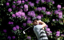 Scotland's Bradley Neil in action during day three of the 2018 BMW PGA Championship at Wentworth Golf Club, Surrey.
