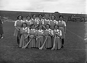 1952 - Camogie, All Ireland Semi-Final, Galway v Dublin