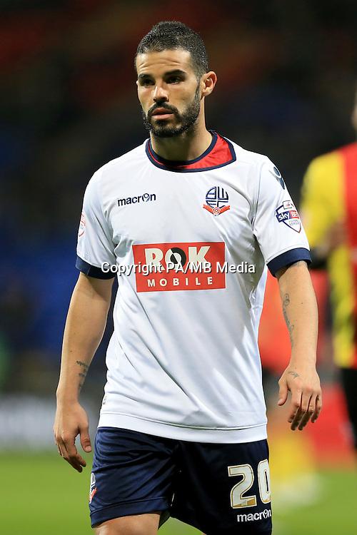 Bolton Wanderers' Jose Casado