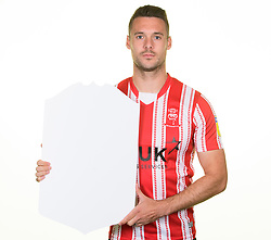 2018/19 Fifa Ultimate Team (FUT) - Lincoln City's Jason Shackell<br /> <br /> Picture: Chris Vaughan Photography for Lincoln City<br /> Date: September 13, 2018