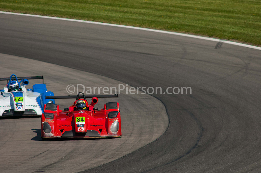 #34 Performance Tech Motorsports Elan DP-02: Jon Brownson