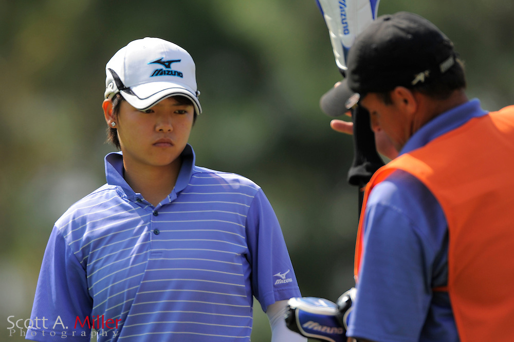 Yu-Ling Hsieh during the second round of the LPGA Futures Tour's Daytona Beach Invitational at LPGA International's Championship Course on April 2, 2011 in Daytona Beach, Florida... ©2011 Scott A. Miller