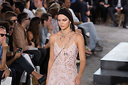 KENDALL JENNER - TOP MODEL IN THE PARADE GIVENCHY MEN - READY TO WEAR - PARIS FASHION WEEK<br /> ©Exclusivepix Media