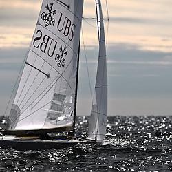 Star World Championship 2009 Varberg Sweden, helm Flavio Marazzi and crew Enrico de Maria
