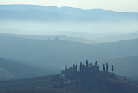 Countryside in Tuscany - Photograph by Owen Franken - Photograph by Owen Franken