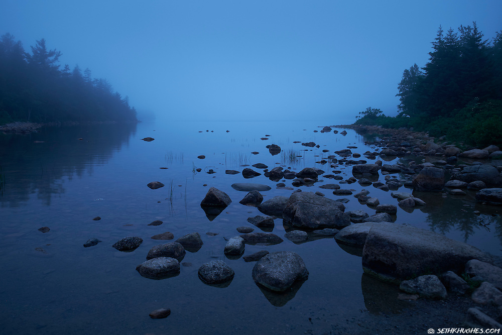 Jordan Pond, Acadia National Park, ME