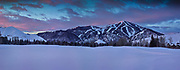 Sun Valley Resort in winter