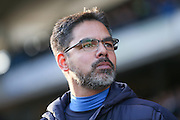 Huddersfield Town Manager David Wagner  during the EFL Sky Bet Championship match between Huddersfield Town and Birmingham City at the John Smiths Stadium, Huddersfield, England on 5 November 2016. Photo by Simon Davies.