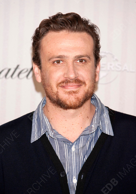 11.JUNE.2012. HAMBURG<br /> <br /> JASON SEGEL ATTENDS THE UNIVERSAL PICTURES PHOTOCALL OF THE MOVIE &quot;THE FIVE-YEAR ENGAGEMENT&quot; <br /> <br /> BYLINE: EDBIMAGEARCHIVE.CO.UK<br /> <br /> *THIS IMAGE IS STRICTLY FOR UK NEWSPAPERS AND MAGAZINES ONLY*<br /> *FOR WORLD WIDE SALES AND WEB USE PLEASE CONTACT EDBIMAGEARCHIVE - 0208 954 5968*