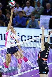 01-05-2017 ITA: Liu Jo Volley Modena - Igor Gorgonzola Novara, Modena<br /> Final playoff match 1 of 5 / BONIFACIO SARA<br /> <br /> ***NETHERLANDS ONLY***