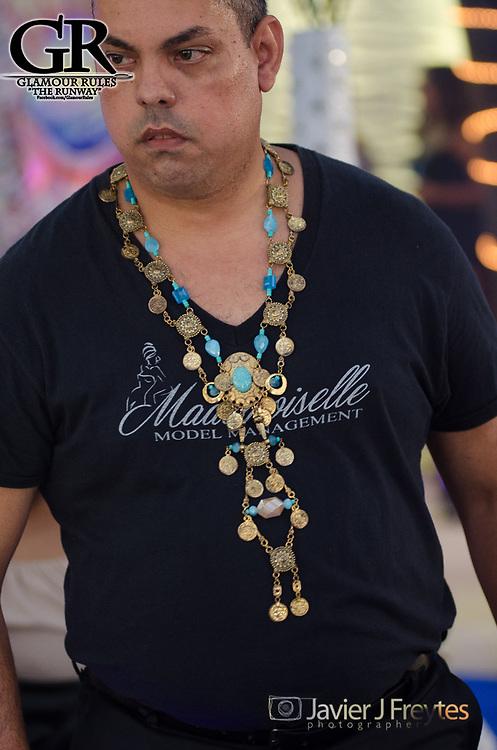 20170730- San Juan, Puerto Rico- Desfile de Moda: Glamour Rules - The Runway en el hotel Hosteria Del Mar en Ocean Park, San Juan, Puerto Rico. Collecion de: Reinaldo y Salvatore.