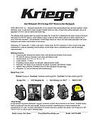 CASE STUDY -- KRIEGA R25
