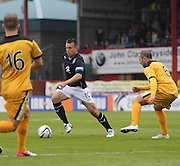 Dundee's Gavin Rae - Dundee v Dumbarton, SPFL Championship, Helicopter Saturday at Dens Park<br /> <br />  - &copy; David Young - www.davidyoungphoto.co.uk - email: davidyoungphoto@gmail.com