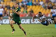 Australia v Fiji - RLWC 2017