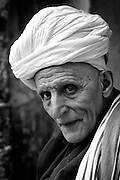 Portrait of a gentleman in San'a.