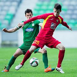 20150307: SLO, Football - Prva liga Telekom Slovenije 2014/15, NK Olimpija vs NK Rudar