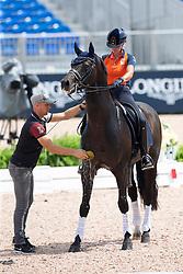 Scholtens Emmelie, NED, Apache<br /> World Equestrian Games - Tryon 2018<br /> © Hippo Foto - Sharon Vandeput<br /> 12/09/2018