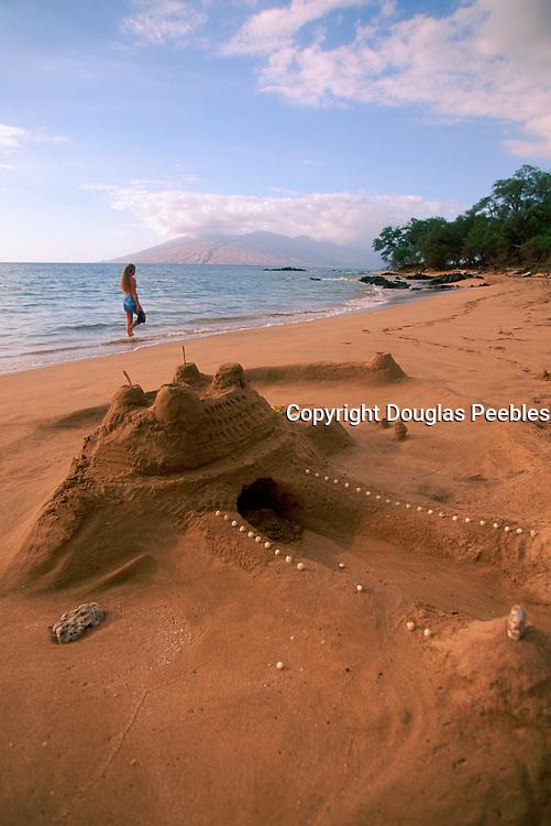 Sandcastle, Maui, Hawaii, USA<br />