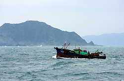 TAIWAN KEELUNG 3NOV07 - Fishing vessel outside Keelung port, northeast Taiwan...jre/Photo by Jiri Rezac..© Jiri Rezac 2007..Contact: +44 (0) 7050 110 417.Mobile:  +44 (0) 7801 337 683.Office:  +44 (0) 20 8968 9635..Email:   jiri@jirirezac.com.Web:    www.jirirezac.com..© All images Jiri Rezac 2007 - All rights reserved.