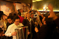 Beaujolais Nouveau Party at Repaire de Cartouche, near Bastille