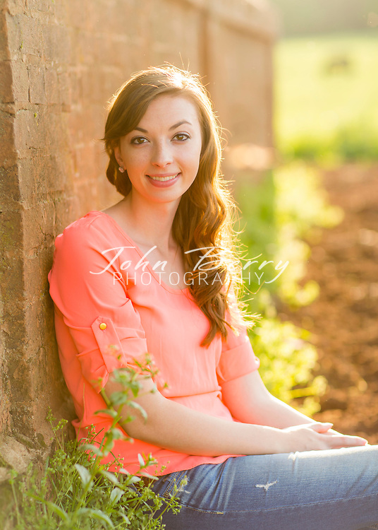 May 04, 2015.  <br /> Makayla Gough Senior Portraits.  MCHS Class of 2015