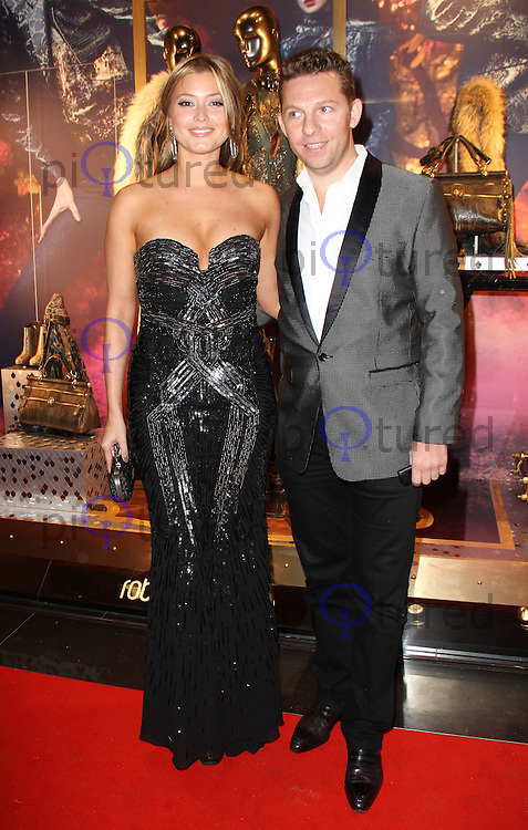 Holly Valance; Nick Candy Roberto Cavalli Store Launch Party, Sloane Street, London, UK. 17 September 2011 Contact: Rich@Piqtured.com +44(0)7941 079620 (Picture by Richard Goldschmidt)