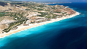 Aerial perspective of legendary El Dorado community in Corridor Los Cabos.
