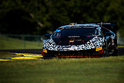 August 25-27, 2017: Lamborghini Super Trofeo at Virginia International Raceway. Juan Perez, DAC Motorsports, Lamborghini Palm Beach, Lamborghini Huracan LP620-2