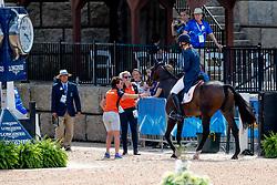 Kroeze Renske, NED, Jane Z<br /> World Equestrian Games - Tryon 2018<br /> © Hippo Foto - Sharon Vandeput<br /> 13/09/2018