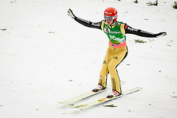 Richard Freitag (GER) during Ski Flying Hill Men's Individual Competition at Day 4 of FIS Ski Jumping World Cup Final 2017, on March 26, 2017 in Planica, Slovenia.Photo by Ziga Zupan / Sportida