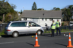 A four year old girl has been admitted to hospital in a critical condition after being knocked down by a grey vehicle outside the Bumble Bees Child Care Centre, Taniwha Street, Glen Innes, Auckland, New Zealand, Monday, September 04, 2017.  Credit:SNPA / Grahame Clark  **NO ARCHIVING**