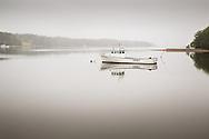 Work Boat at Dawn, Prince Edward Island