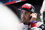 March 12-15, 2019: 1000 Miles of Sebring, World Endurance Championship. Fernando Alonso, Toyota Racing, Toyota TS050 Hybrid