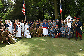 2017-06-28 4th July event - WW1 costumes etc