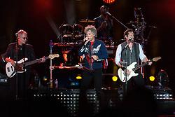 AU_1428560 - Sydney, AUSTRALIA  -  Bon Jovi - 'This House Is Not for Sale' World Tour at ANZ Stadium, Sydney, Australia<br /> <br /> Pictured: Jon Bon Jovi, Bon Jovi<br /> <br /> BACKGRID Australia 8 DECEMBER 2018 <br /> <br /> BYLINE MUST READ: Brandon Voight / BACKGRID<br /> <br /> Phone: + 61 2 8719 0598<br /> Email:  photos@backgrid.com.au