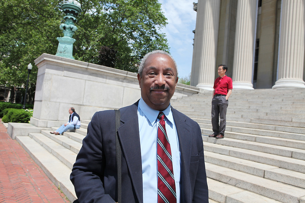 "Frederick Dennis Greene '72..""It's very important to look around, find faculty who have an area of expertise you're interested in, and spend as much time with them as possible. Take advantage of the exposure."""