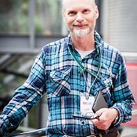 TEDxVUW: Dr Simon Lamb. Photographed By Elias Rodriguez