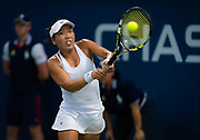 Vania King of the United States in action during the second round at the 2018 US Open Grand Slam tennis tournament, at Billie Jean King National Tennis Center in Flushing Meadow, New York, USA, August 29th 2018, Photo Rob Prange / SpainProSportsImages / DPPI / ProSportsImages / DPPI